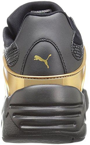 Puma  Blaze Gold Wn's, Baskets mode pour femme Puma Black/Puma Black