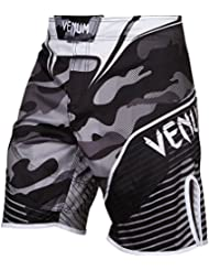 Venum–Pantalones cortos de chándal Camo Hero Gris blanco / negro Talla:large
