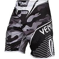 Venum Camo Hero Pantalones Cortos de Entrenamiento, Hombre, Blanco/Negro, L