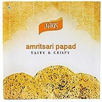 JAGS Special Handmade Amritsari Garlic Papad 500 G