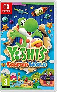 Yoshi's Crafted World pour Nintendo Switch (B07MC8XD9C) | Amazon price tracker / tracking, Amazon price history charts, Amazon price watches, Amazon price drop alerts