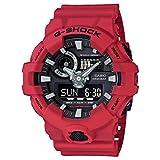 Casio G-Shock Analog-Digital Black Dial Men's Watch-GA-700-4ADR (G716)