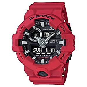 Casio G-Shock Analog-Digital Black Dial Men's Watch - GA-700-4ADR (G716)