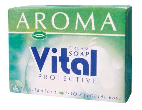 Strahlende Lift Straffende Creme (Seife Aroma Vital-Schutz 100g)