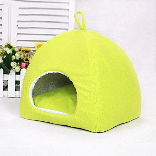 Pet Supplies amovible Nest Dog Kennel Cat, six couleurs en option ( Couleur : A , taille : L )