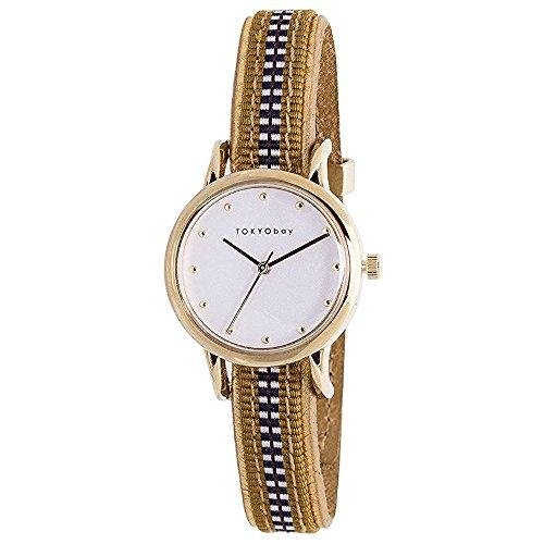 tokyobay-t623-gr-de-la-mujer-multicolor-de-pulsera-de-acero-inoxidable-esfera-blanca-reloj-inteligen