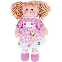 Bigjigs Toys Bambola Ava (34 cm)