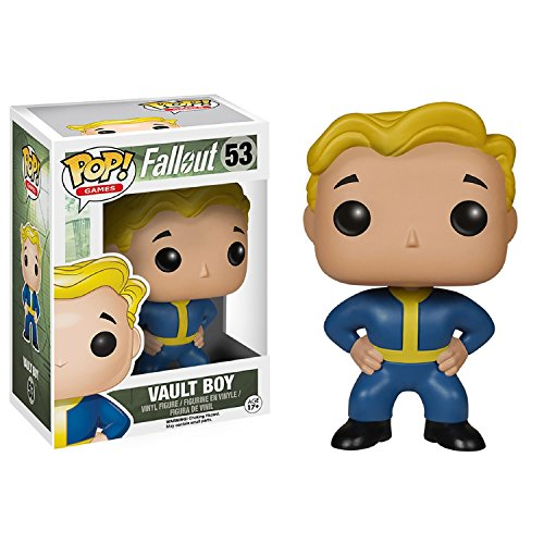 Figura Pop Fallout: Vault Boy