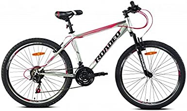 Hercules Roadeo Hardliner Cycle, Adult Large (Quick Silver)