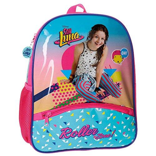 Imagen de disney 4852251 soy luna roller zone  infantil, 33 cm, 9.8 litros, multicolor alternativa