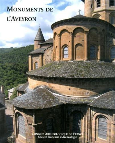 Monuments de l'Aveyron par Eliane Vergnolle