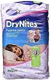 Huggies DryNites Mutandine Assorbenti per la Notte, 4-7 Anni (17-30 kg), 1 Pacco da 16 Pezzi