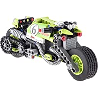BIOZEA Educational Toy Technical Building Blocks Pullback Racing Car for Children 7-14 years old