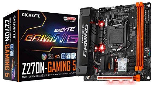 Gigabyte GA-Z270N-GAMING 5 Intel 1151 Z270 Gaming 5 DDR4 PCIE