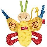 Sigikid 49289 - Peluche de mariposa para bebé
