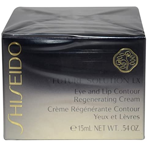 Shiseido Future Solution LX Eye and Lip Contour Regenerating Cream 15 ml by Shiseido