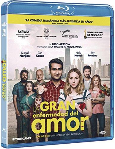 La gran enfermedad del amor [Blu-ray]