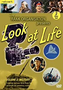 Look at Life: Volume Two - Military [DVD]