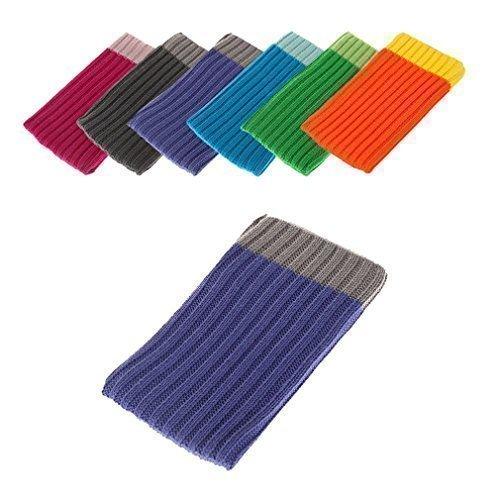Bralexx G1141 Textil Socke für Sony Xperia Z2 (Größe: XL) violett