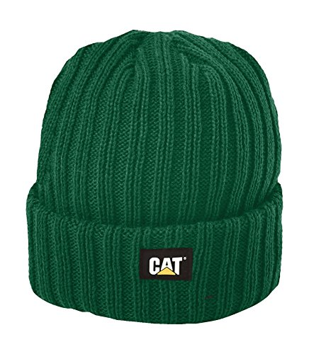 CAT Workwear Mens Workwear Rib Watch Workwear Cap - Rib Cap