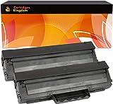 2 Premium Toner kompatibel für Samsung MLT-D1042S ML-1660 ML-1661 ML-1665 ML-1666 ML-1670 ML-1675 ML-1860 ML-1865 ML-1865W SCX-3200 SCX-3201 SCX-3205 SCX-3205W SCX-3206 SCX-3217 SCX-3218