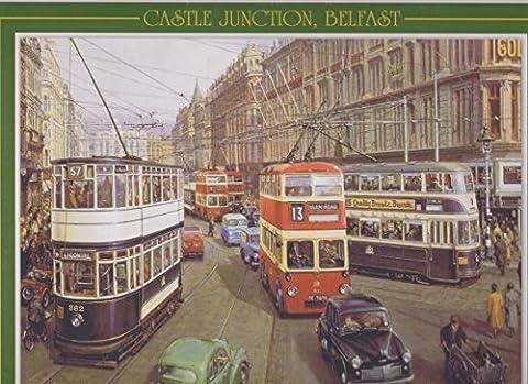 Castle Junction, Belfast - Jigsaw Puzzle (1000 Piece)