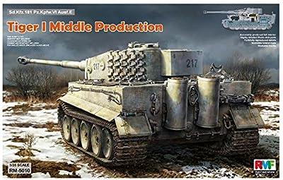 "Rye Field Model RM-5010 - Modellbausatz ""Tiger I Middle Production Full Interior"" von Rye Field Model"