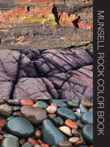 Pantone Munsell Geological Rock Color Chart