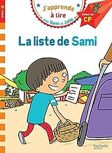 """Afficher """"La liste de Sami"""""""