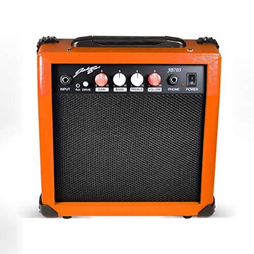 """Verstärker Subnotebook Orange Gitarre 20W / 6,5\""""- 4 Ohm - Johnny Brooks JB703D"""