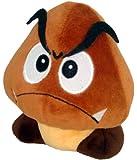 "Super Mario Plush - 5"" Goomba Soft Stuffed Plush Toy"