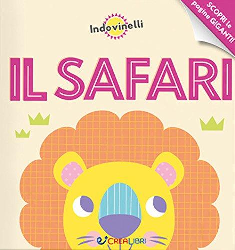 scaricare ebook gratis Il safari. Indovinelli PDF Epub