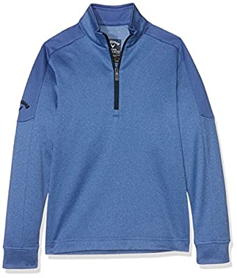 Callaway Boy 1/4 Zip Therm