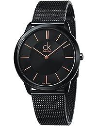Calvin Klein Herren-Armbanduhr K3M21421
