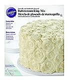 Wilton Buttercreme Mix Cremige Weiß 397g