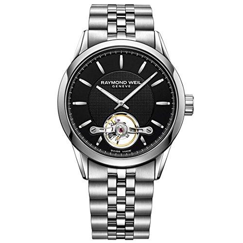 Raymond Weil Freelancer Automatik Uhr, RW, 1212, 42,5mm, schwarz, 2780-st-20001 (Rw Weil Raymond)