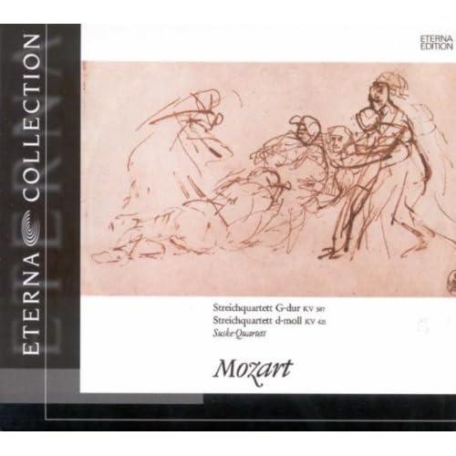 Mozart: String Quartets Nos. 14 and 15