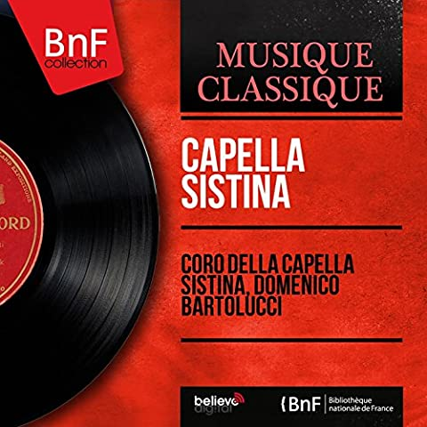 Capella Sistina (Mono Version)