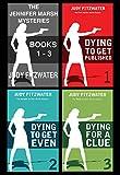 The Jennifer Marsh Mysteries Box Set Books 1-3 (English Edition)
