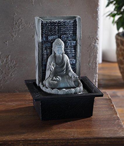 """LED-Brunnen """"Buddha"""""""
