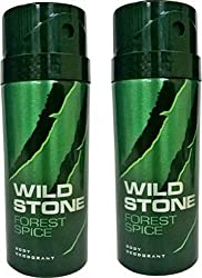 Wild Stone Forest Spice Combo Set��(Set Of 2)