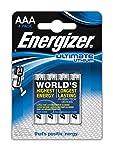 4 pilas litio AAA Energizer