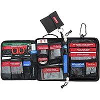 Airsson Erste Hilfe Ausrüstung Set - Erste Hilfe Tasche Mit Inhalt Molle Gürtel Für Reise Wandern Zuhause Auto... preisvergleich bei billige-tabletten.eu