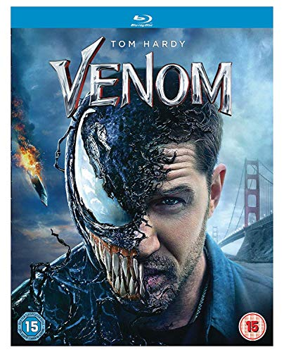Picture of Venom [Blu-ray] [2018] [Region Free]