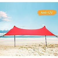 Ombrellone Portatile Da Spiaggia.Ombrellone Da Spiaggia Camping E Outdoor Amazon It
