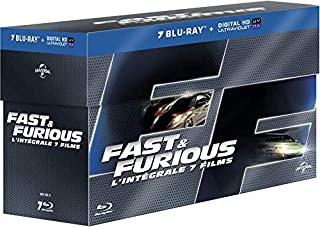 Fast and Furious - L'intégrale 7 films [Blu-ray + Copie digitale] (B00X8KHNEK) | Amazon price tracker / tracking, Amazon price history charts, Amazon price watches, Amazon price drop alerts