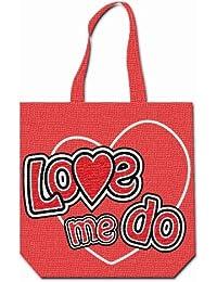 Beatles - Einkaufstasche Love Me Do