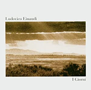 Einaudi I Giorni from Sony Music