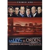 La Ley y El Orden UVE Temporada 1 Serie de TV Version Latina