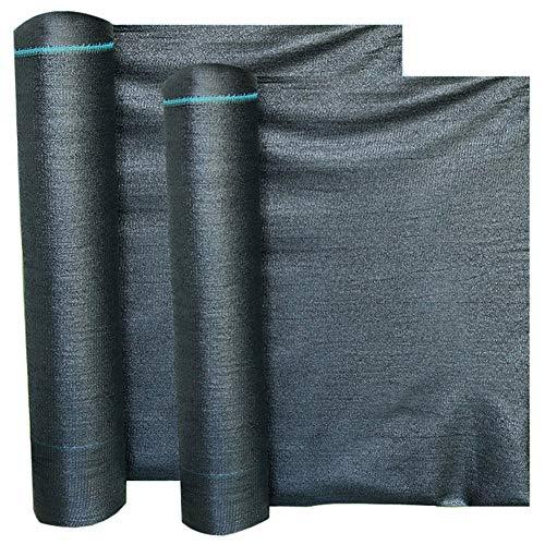 Sonnenschutznetz, Bulk Shade Fabric - 50% Sunblock Shade Cloth Roll für Pflanzen, Blumen, Gemüse, Obst, Gewächshaus (Size : 5m x 50m) (Bulk-gartenmöbel)